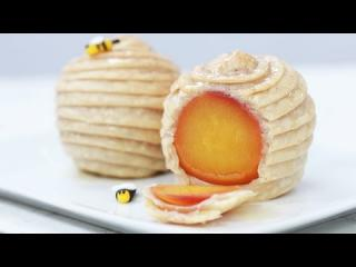 METAL GEAR SOLID BAKED PEACH HORNETS NEST - NERDY NUMMIES
