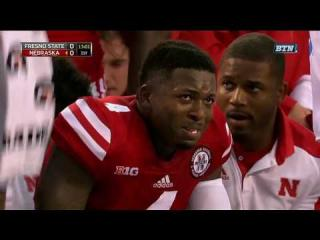Huskers Remember Sam Foltz on the Field