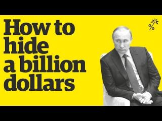 How to hide a billion dollars | The Panama Papers