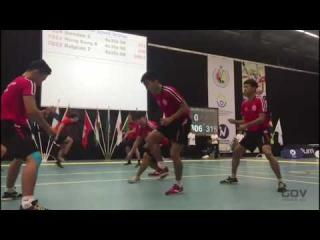 Insane Double Dutch (Rope Skipping) in Hong Kong