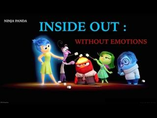 Inside Out: Riley Without Emotions | Inside Out Recut