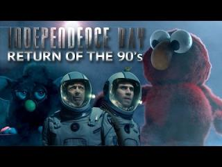 Independence Day: RETURN OF THE 90s (Resurgence)