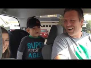 Dad Kills Old School Rap! Better Than Most Rappers Today - Rapping Dad