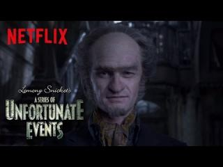 Lemony Snicket''s A Series of Unfortunate Events | Official Trailer [HD] | Netflix