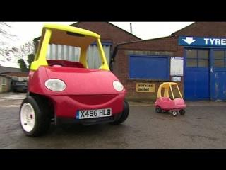 Toy car that can reach 70mph (110km/h)..oh and it''s roadworthy- BBC News