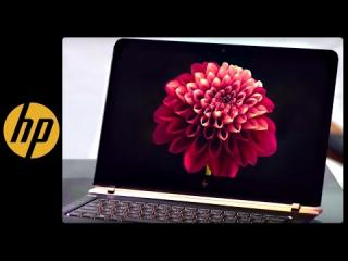 The World''s Thinnest Laptop - HP Spectre