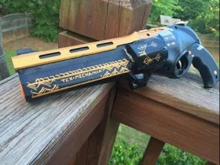 Real Life ''Last Word'' from Destiny (Functional Nerf Gun Replica)