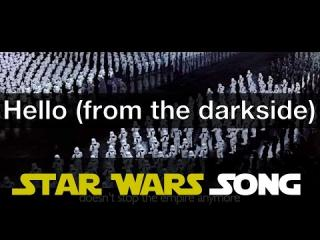Adele - Hello (from the dark side) [parody]