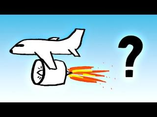 Why Are Airplane Engines So Big?