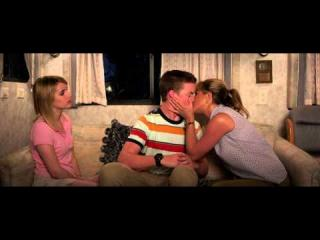 We''re the Millers ''Kissing Scene''