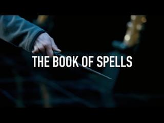Harry Potter and ''The Book of Spells'' // Supercut