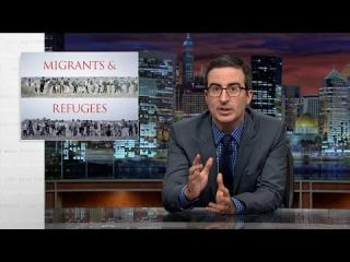 Migrants and Refugees: Last Week Tonight with John Oliver (HBO)
