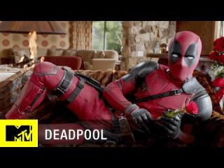 Happy Valentine's from Deadpool | Ryan Reynolds Movie (2016)