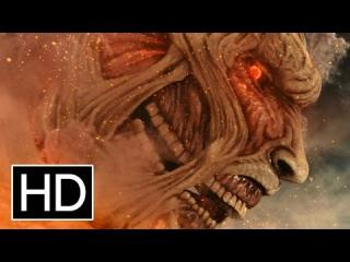 Attack on Titan (Live-Action Movie) Part 2: End of the World - Official Theatrical Trailer