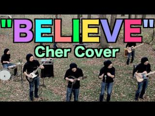 ''Believe'' by Cher ONE TAKE LOOP