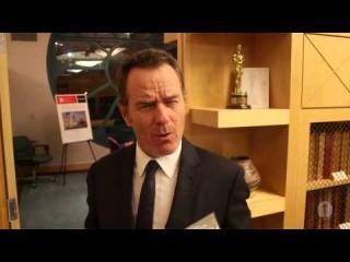 Bryan Cranston''s Advice to Aspiring Actors