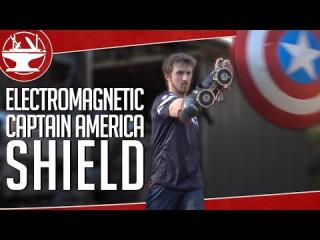 Does Captain America''s Electromagnet Shield Work?