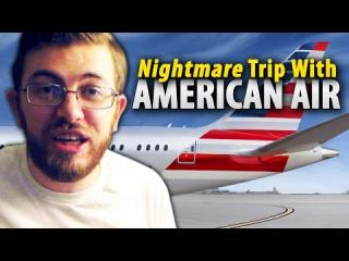 Don''t Fly @AmericanAir! - My 16-Hour Travel Nightmare