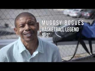 AXE Shower Thoughts Episode 1: Featuring Muggsy Bogues