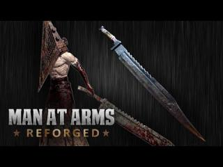 Pyramid Head''s Great Knife (Silent Hill) - MAN AT ARMS: REFORGED
