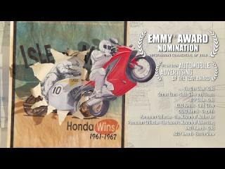 Honda ''Paper'' by PES | Emmy Nomination - Outstanding Commercial of 2016