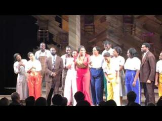 A Tribute to Prince from the cast of The Color Purple  | THE COLOR PURPLE on Broadway