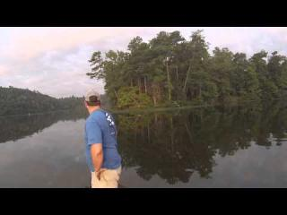 ''Catfishing'' on the Warrior River