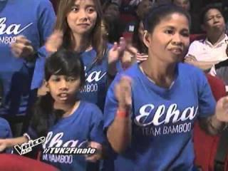 The Voice Kids PH 2015 Finals - Emotions by Elha