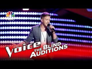 The Voice 2016 Blind Audition - Billy Gilman: ''When We Were Young''