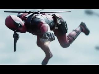 Deadpool - Time to be a Hero | official TV spot (2016) Ryan Reynolds