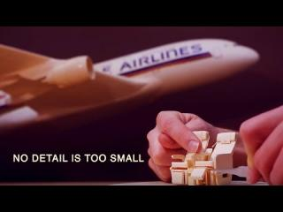 At Singapore Airlines, No Detail Is Too Small | Singapore Airlines