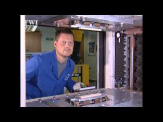 Linear friction welding of wood
