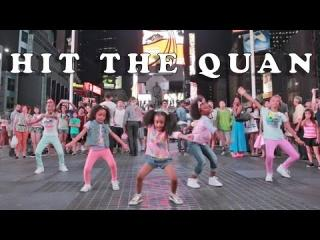 Heaven King - Hit The Quan Dance | #HitTheQuan #HitTheQuanChallenge - iHeart Memphis