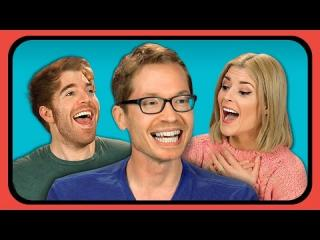 YOUTUBERS REACT TO SHOES (Viral Video Classic)
